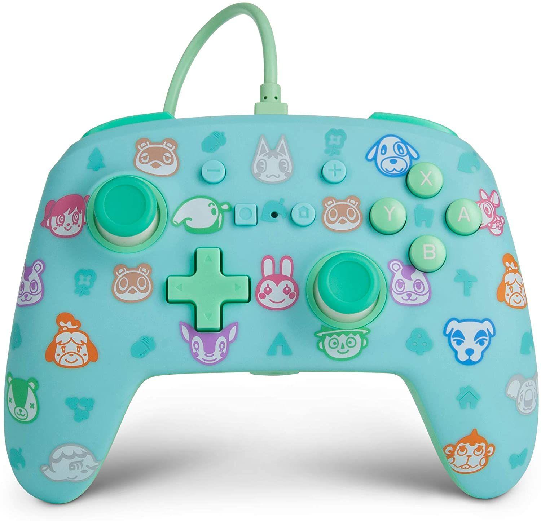 PowerA Animal Crossing Nintendo Switch controller @Amazon UK