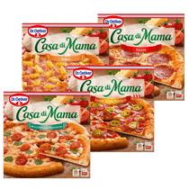 Casa Di Mama pizza 4 voor 6 bij DIRK vanaf zondag