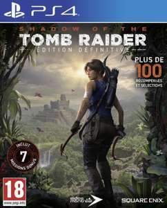 Shadow of the Tomb Raider Definitive Edition ( PS4 )