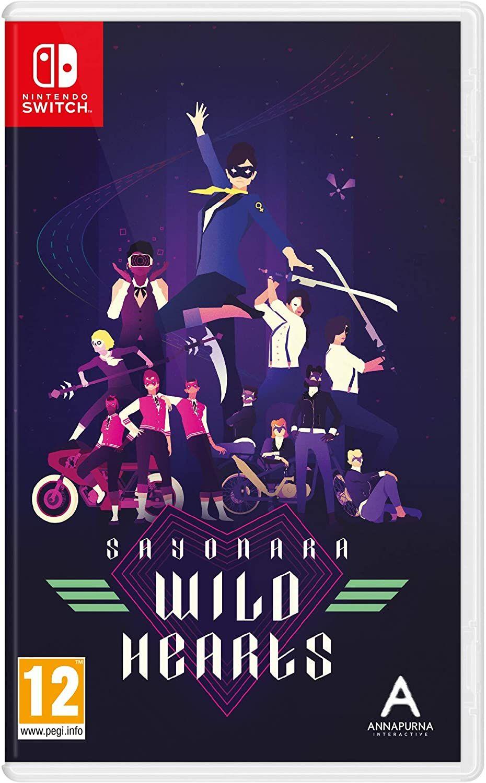 Sayonara Wild Hearts (Nintendo Switch) @Amazon UK