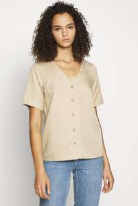Pieces Dames Blouse 'Pcmarylee'