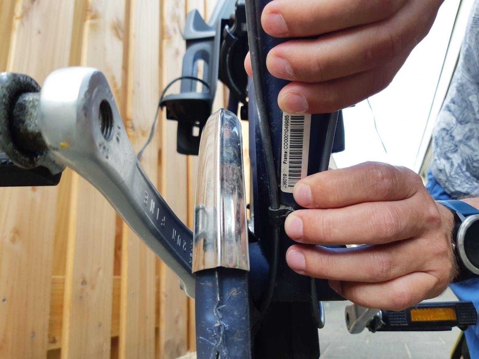 [HOORN] Gratis je fiets laten graveren tegen diefstal (Woensdag 16 juni 10.00-15.00)