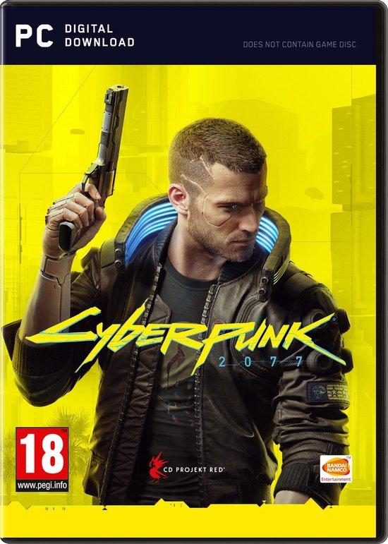 [PC] Cyberpunk 2077 - Day One Edition (Code in a Box) €20,40 @Bol.com