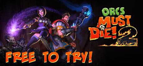 Orcs Must Die! 2 @ Steam Store