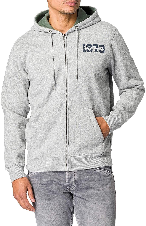 Pepe Jeans Herman Heren's Sweatshirt Grootte S en L @Amazon.nl € 15,75