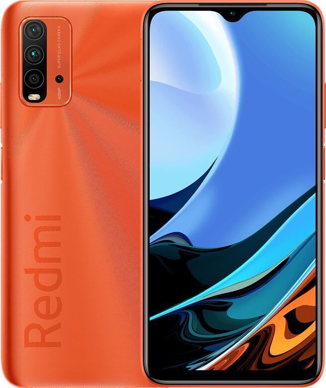 Xiaomi Redmi 9T 4GB/128GB voor €140 (oranje) - verz. uit Spanje @ Gshopper