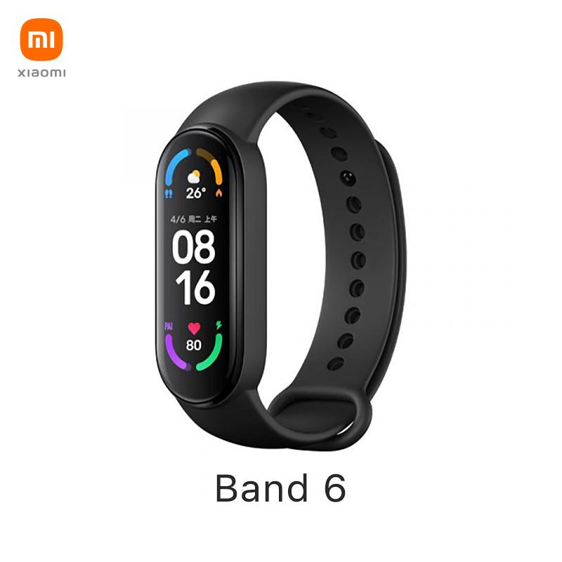 Xiaomi Mi Band 6 smartband voor €34,99 (verz. uit Tsjechië) @ Gshopper
