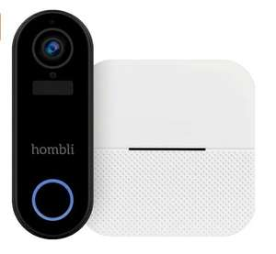 Coolblue   Hombli Smart Doorbell 2 + Chime