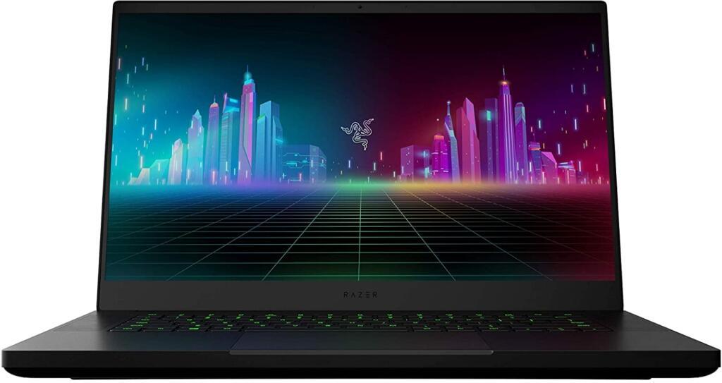 Razer Blade 15 Gaming Laptop (2020): 15.6'' FHD-120Hz Basismodel, Intel Core i7-10750H, GTX 1660 Ti, 16GB RAM, 256GB SSD