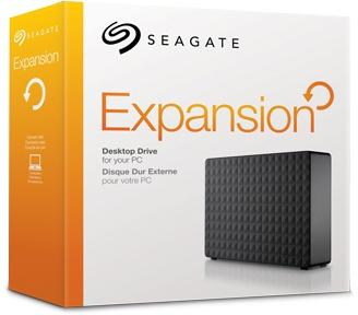 Seagate Expansion Desktop (v2) 16TB