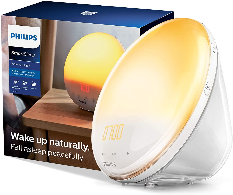 Philips HF3519/01 Wake-up Light @ Amazon.nl