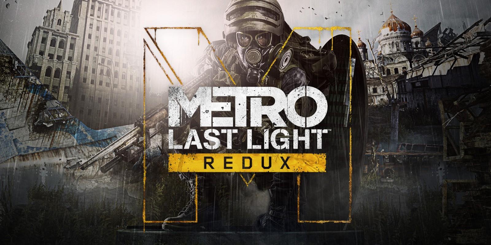 Metro: Last Light Redux for Nintendo Switch