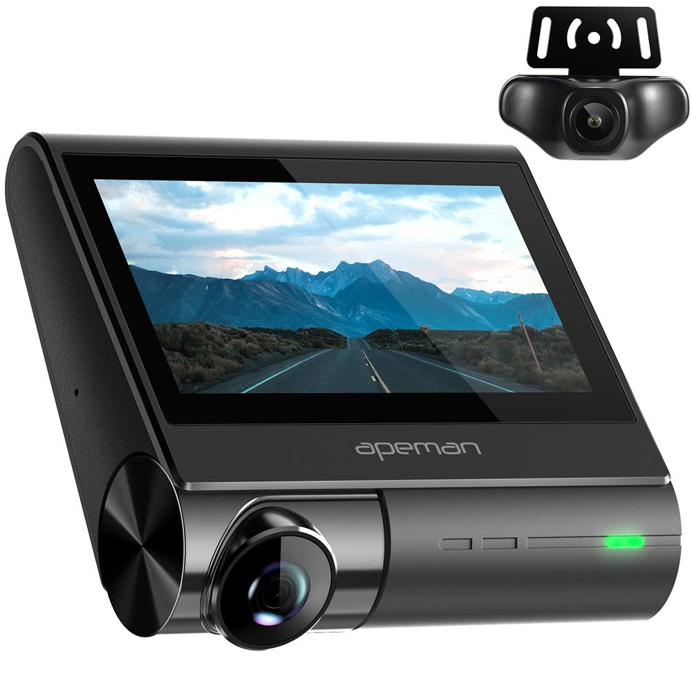 Apeman C770 4K dashcam