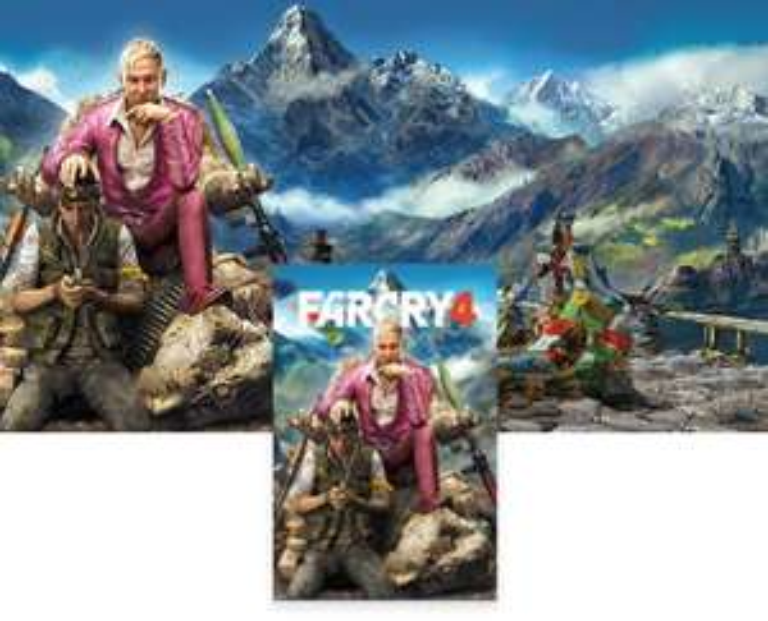 Xbox One Far Cry 4 €5,99 @Microsoft Store
