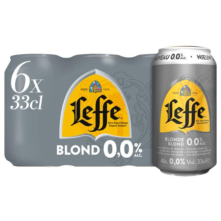Leffe 0.0 six pack @Nettorama