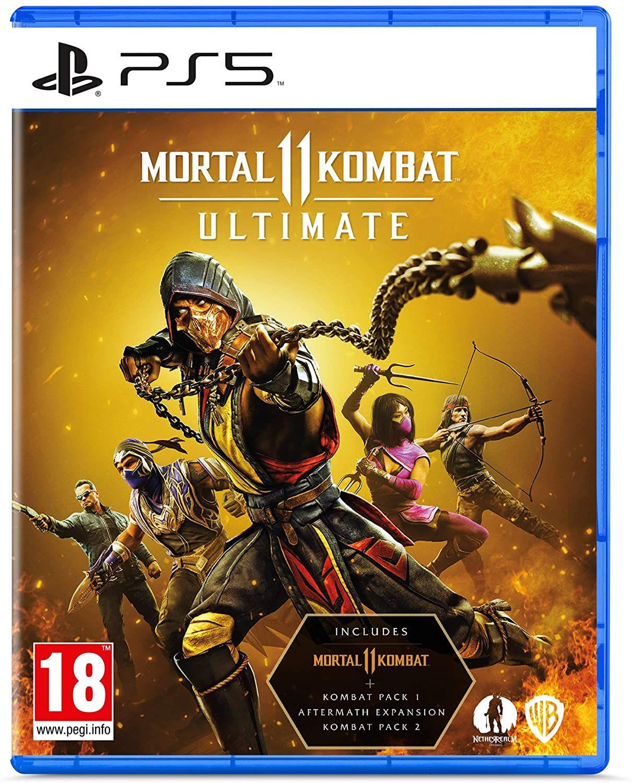 Mortal Kombat 11: Ultimate (PS5) @Amazon UK