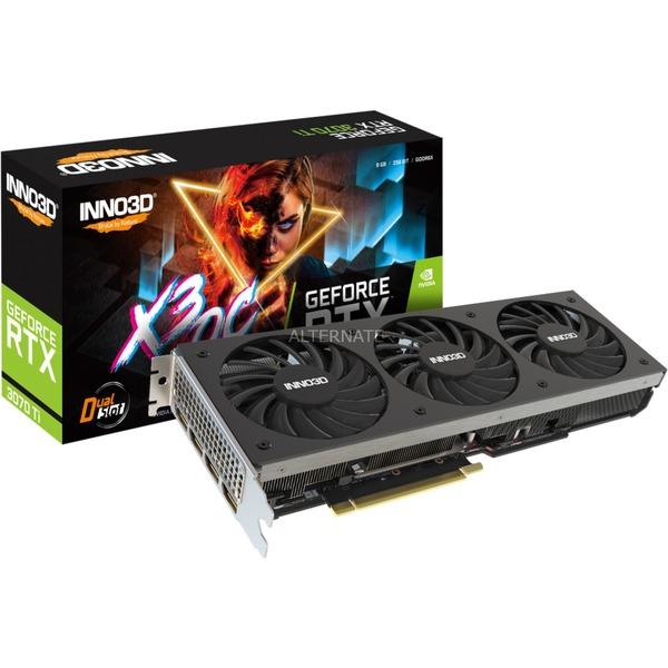INNO3D GeForce RTX 3070 Ti X3 OC grafische kaart