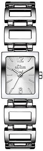 S.Oliver dames analogue quartz horloge SO-3023-MQ
