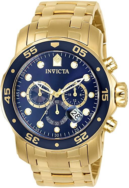 Invicta Pro Diver - SCUBA 0073 quartz Herenhorloge @ Amazon NL