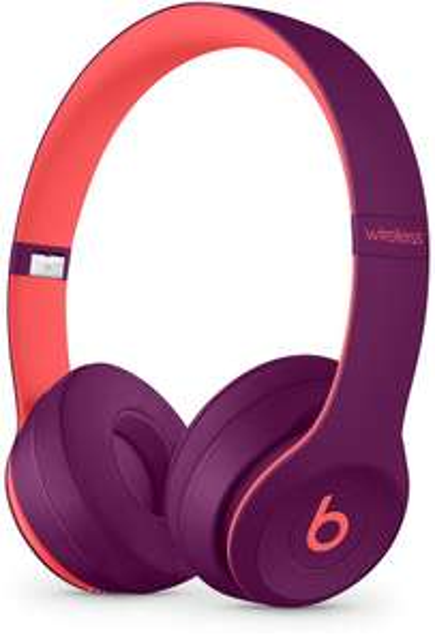 Apple Beats Solo3 (Oranje, Paars)