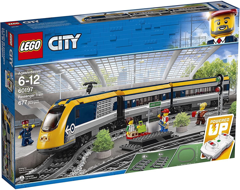 Lego 6212491 Lego City Lego City Passagierstrein