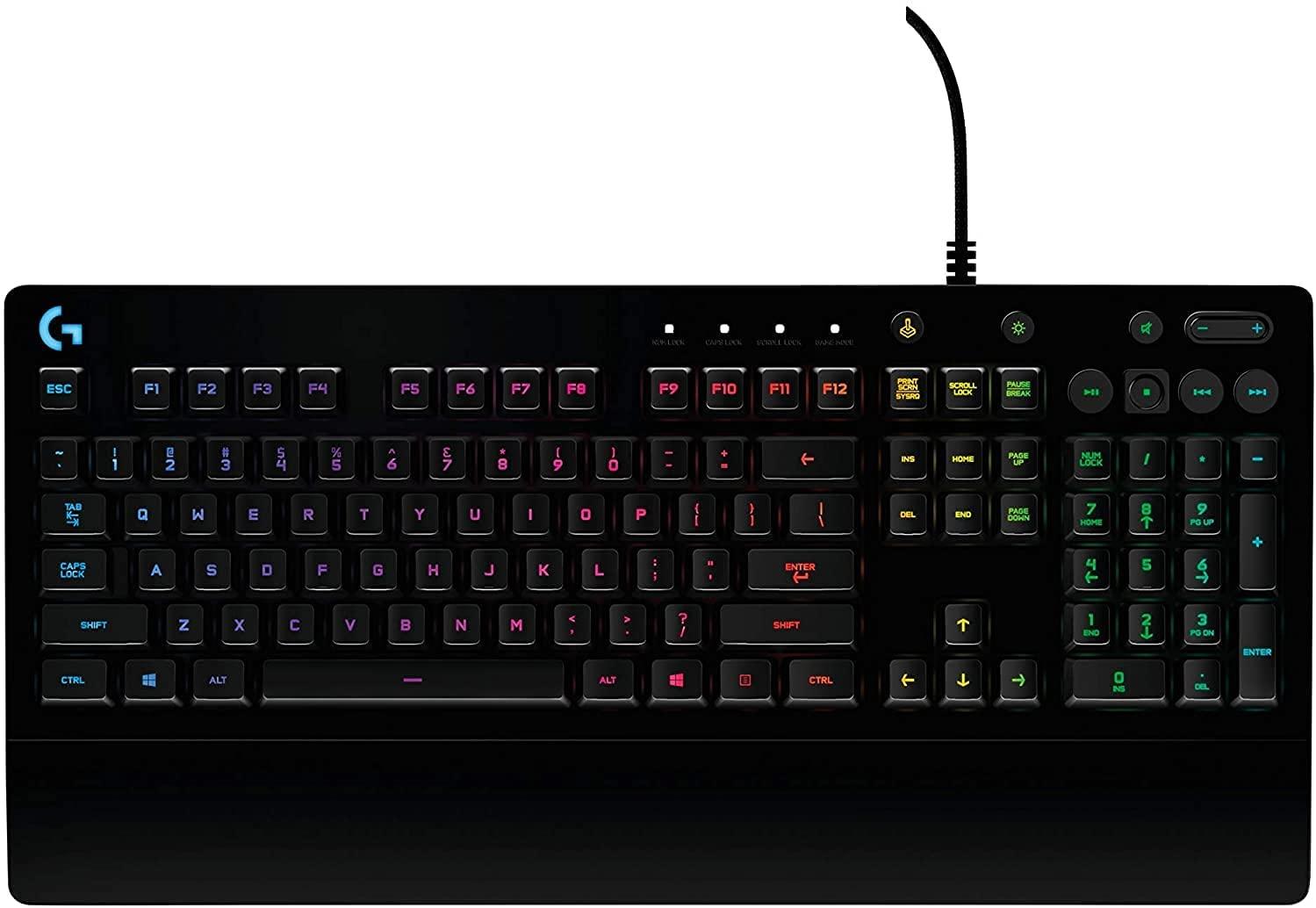 Logitech G213 Prodigy Gaming Toetsenbord