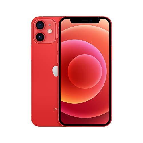Apple iPhone 12 mini 64GB (PRODUCT) RED @ Amazon.DE [Prime Days]