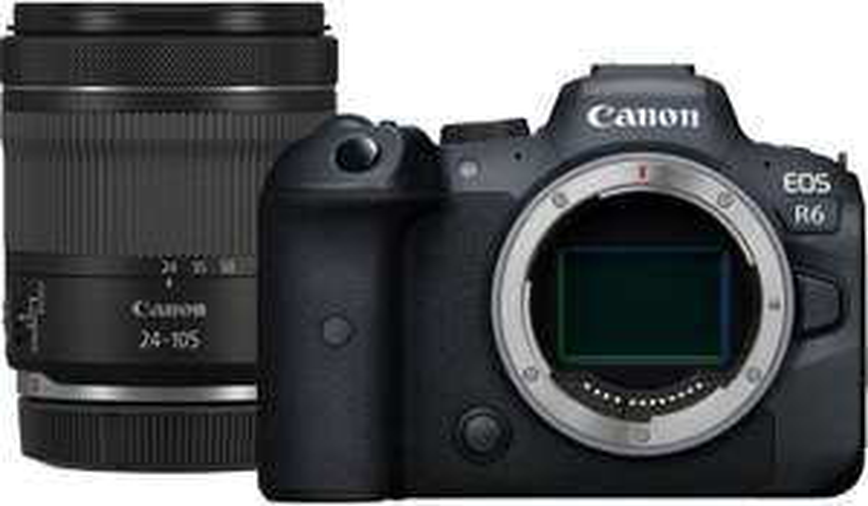 [DE Prime] Canon EOS R6 Body + RF 24-105mm F4-7.1 IS STM