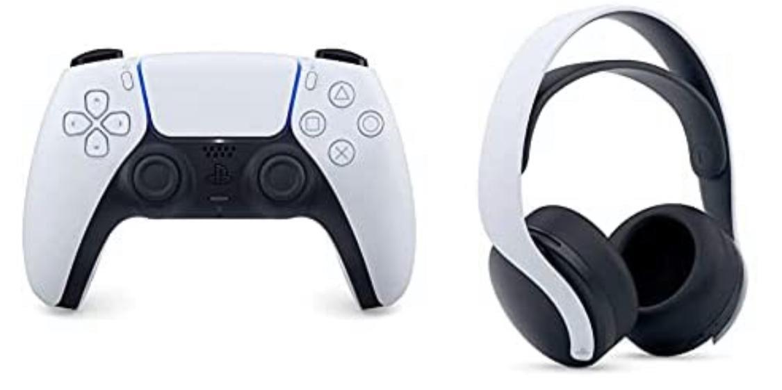 [PRIMEDAY] Sony DualSense Wireless-Controller + Sony PULSE 3D-Wireless Headset