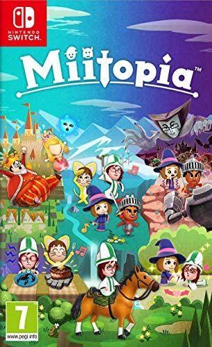 Miitopia voor Nintendo Switch [PRIME DAY]