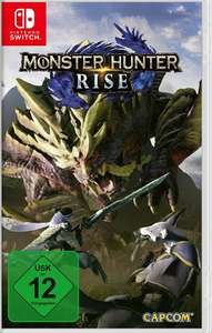 Monster Hunter Rise voor Nintendo Switch [PRIME DAY]