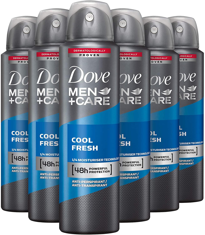 Dove Men+Care deodorant (diverse geurtjes)