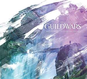 The Complete Art of Guild Wars: ArenaNet 20th Anniversary Edition 51% korting