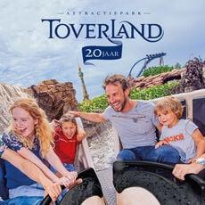 10 euro korting op e-voucher Attractiepark Toverland