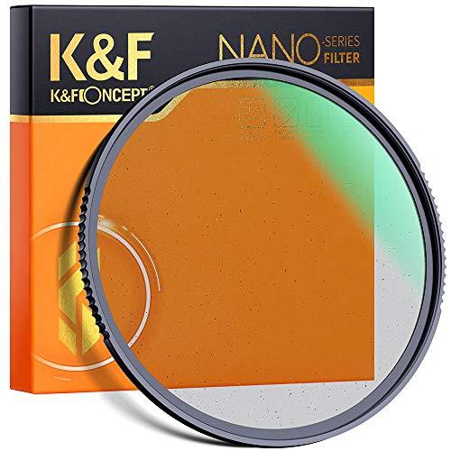 [PRIME] K&F Concept Black Promist 1/4 lensfilter