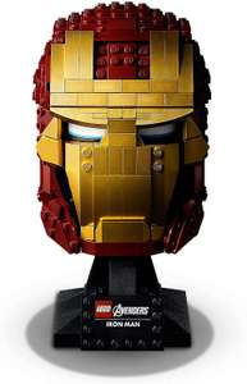 [PRIME] Lego Iron Man helm 76165