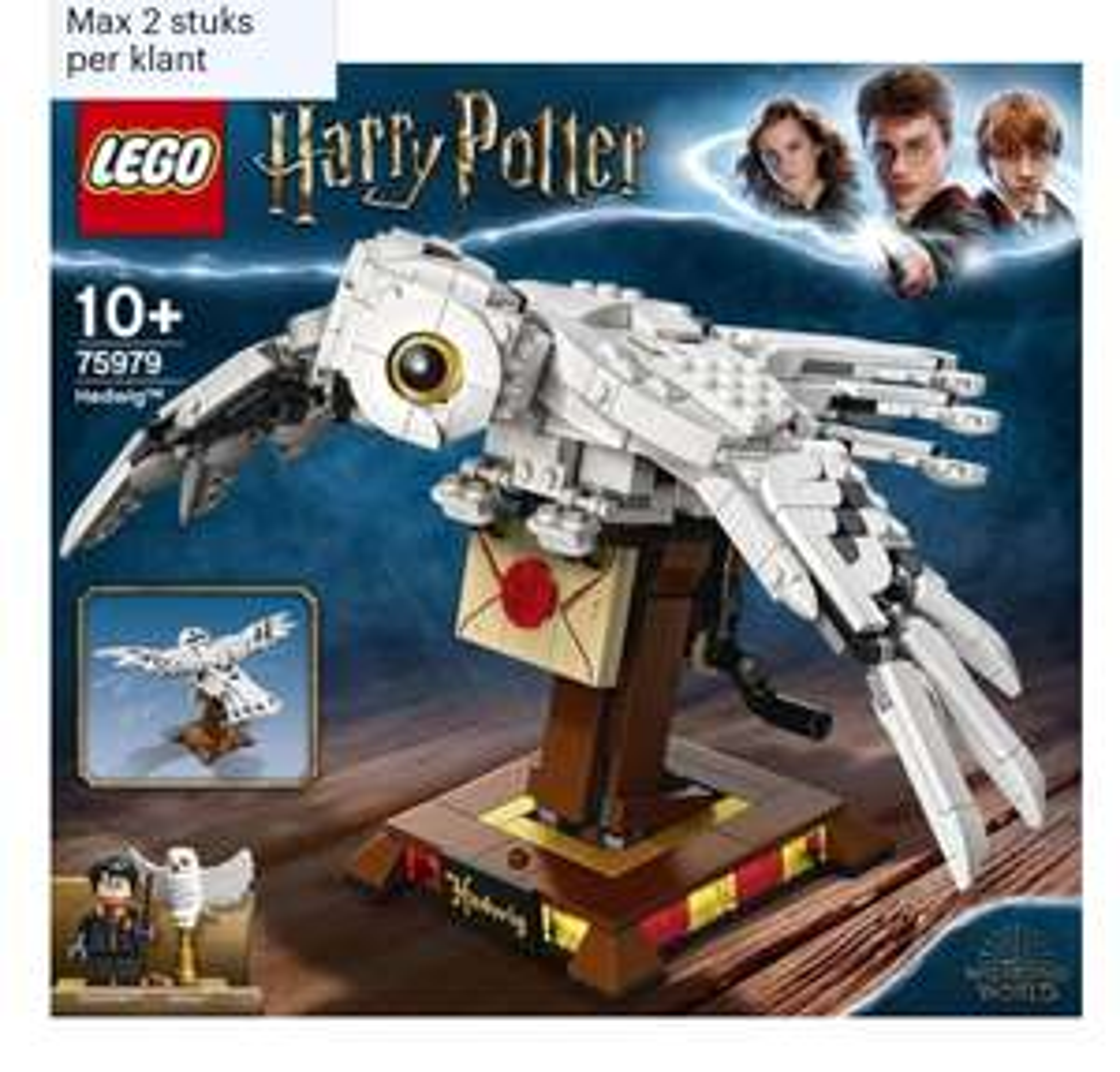 LEGO Harry Potter Hedwig - 75979