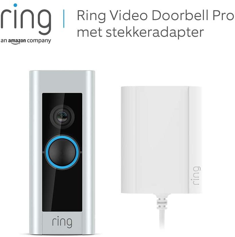 Ring Video Doorbell Pro + Plugin @ Amazon.nl (Prime)