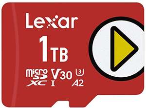 [Prime deal] Lexar Play 1TB MicroSD