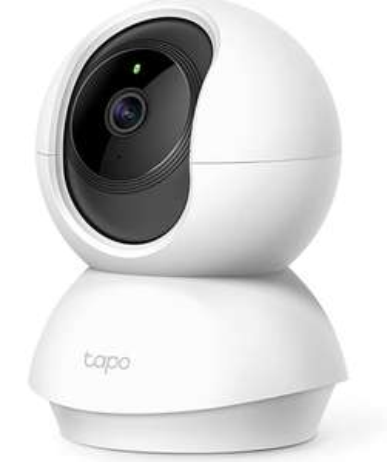 (Dubbele melding)Goedkope draai wifi camera (TP-Link Tapo C200)
