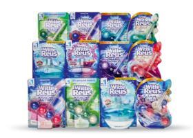 4 stuks Witte Reus toiletblokken (2+2 gratis) én gratis bezorging (€5 korting) @ Coop (week 25)