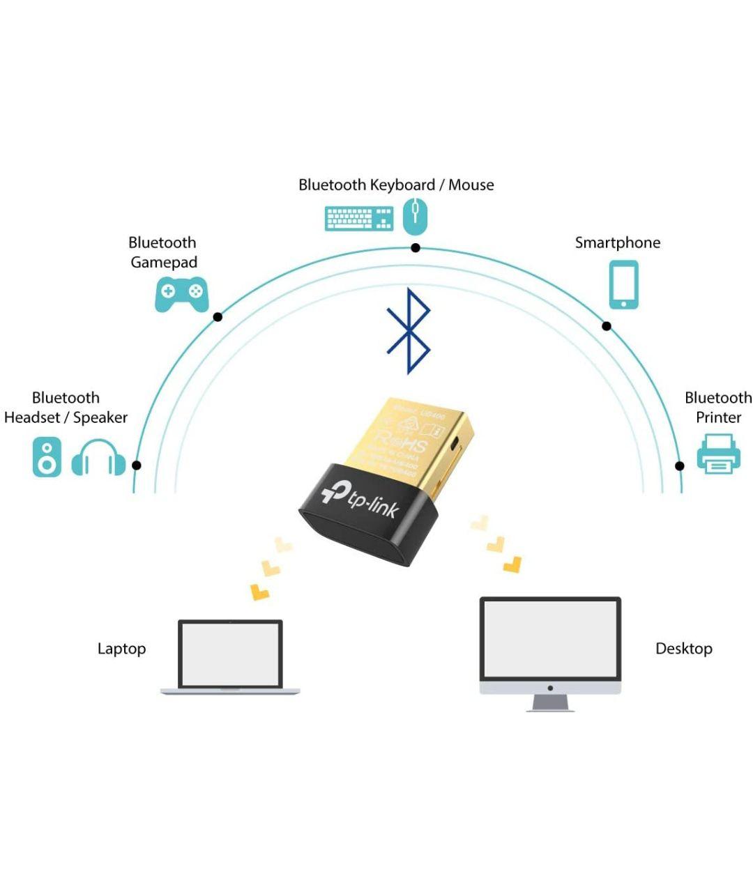 [Prime Day] TP-Link UB400 Bluetooth 4.0 USB