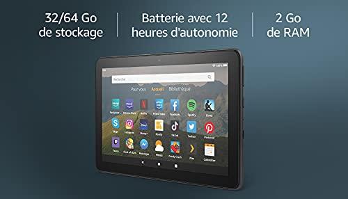 "Amazon Fire HD 8"" 32GB (Prime FR & DE)"