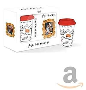 Amazon prime day aanbieding Friends serie complete collection met mok