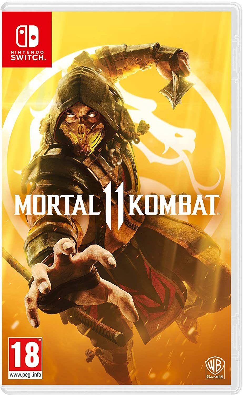[PRIME .ES] Mortal Kombat 11 (Nintendo Switch) @Amazon ES