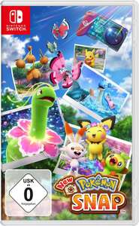 [PRIME .DE] New Pokemon Snap (Nintendo Switch) @Amazon DE