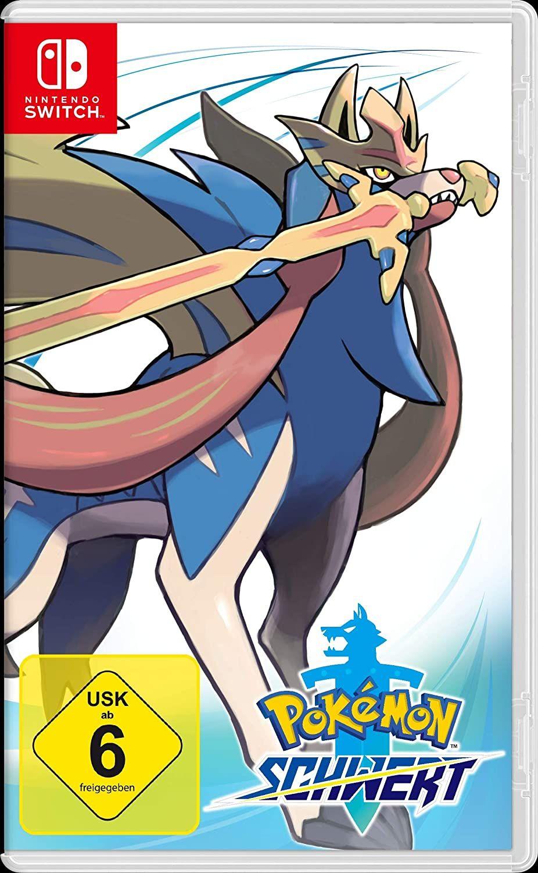 [PRIME .DE] Pokemon Sword (Nintendo Switch) @Amazon DE