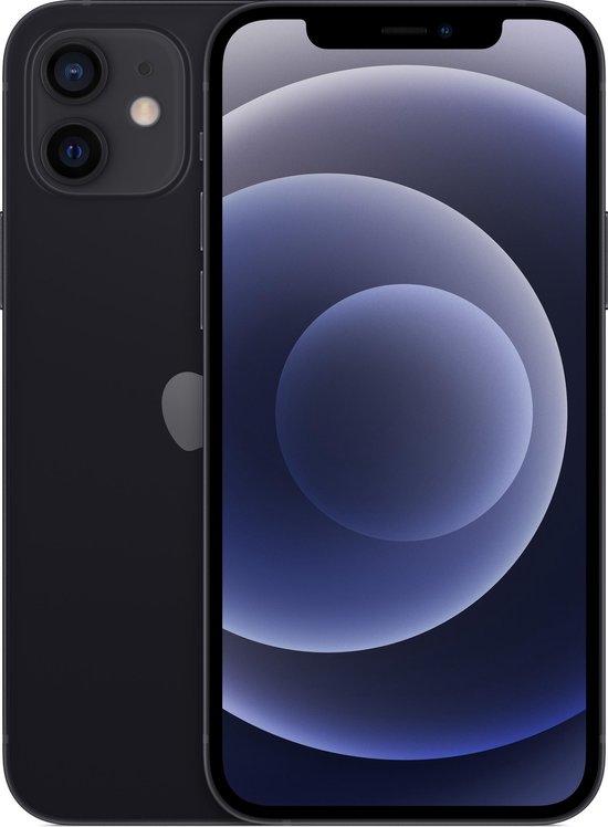 [Price with cashback] Apple iPhone 12 - 128GB - Zwart