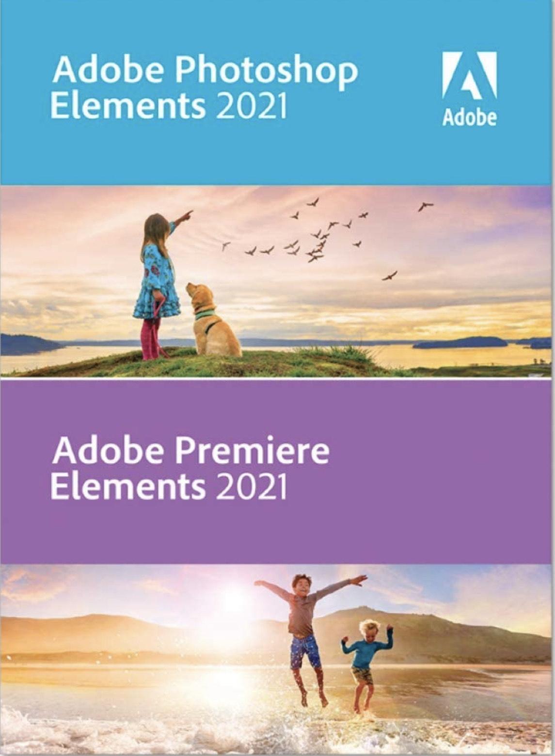 Adobe photoshop en premiere elements