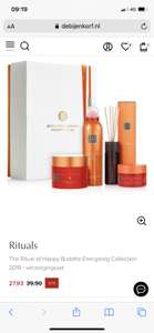 Rituals Happy Buddha Energising Collection 2019 30%